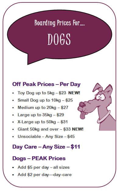 Capture Dog Prices